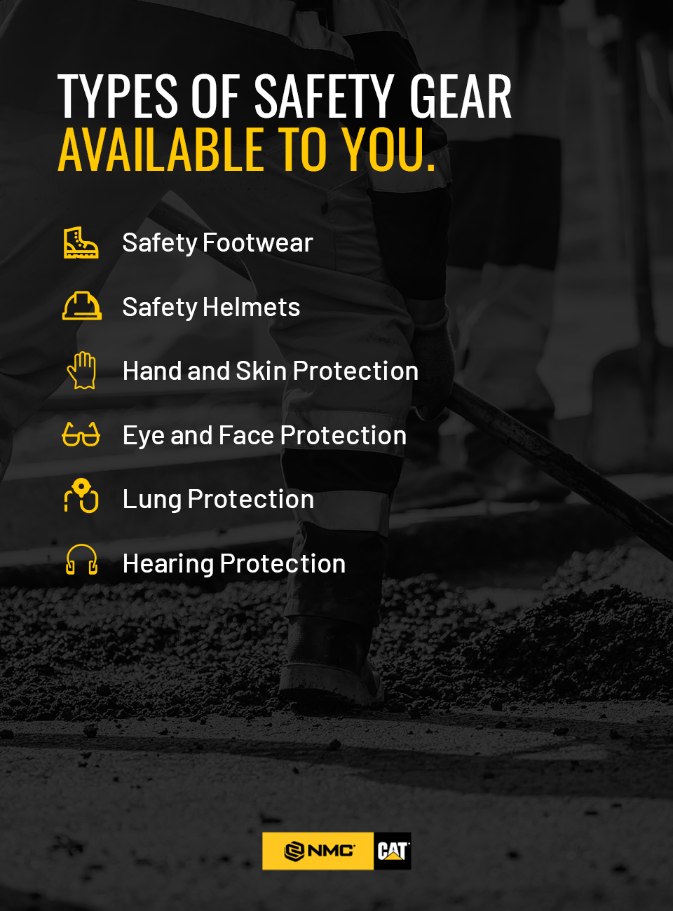Types of Safety Gear Available to You.