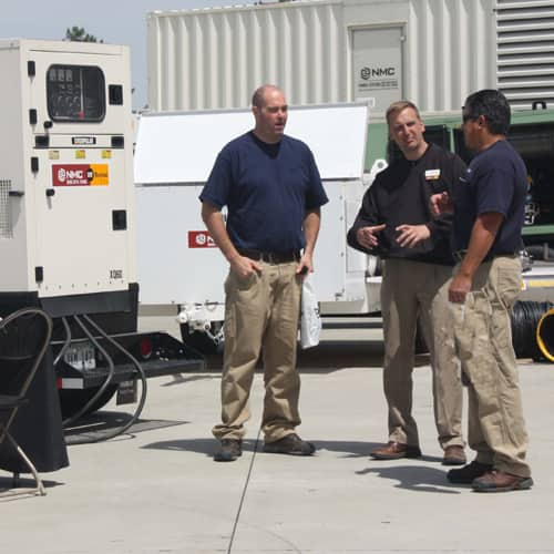 Power Systems technicians