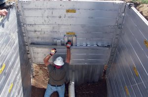 aluminum trench safety equipment rental