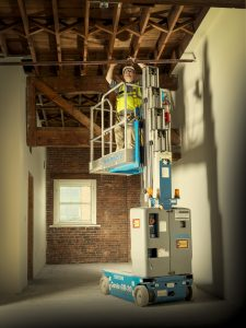 personnel vertical lifts for rent