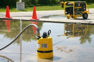 wacker neuson pumps for rent