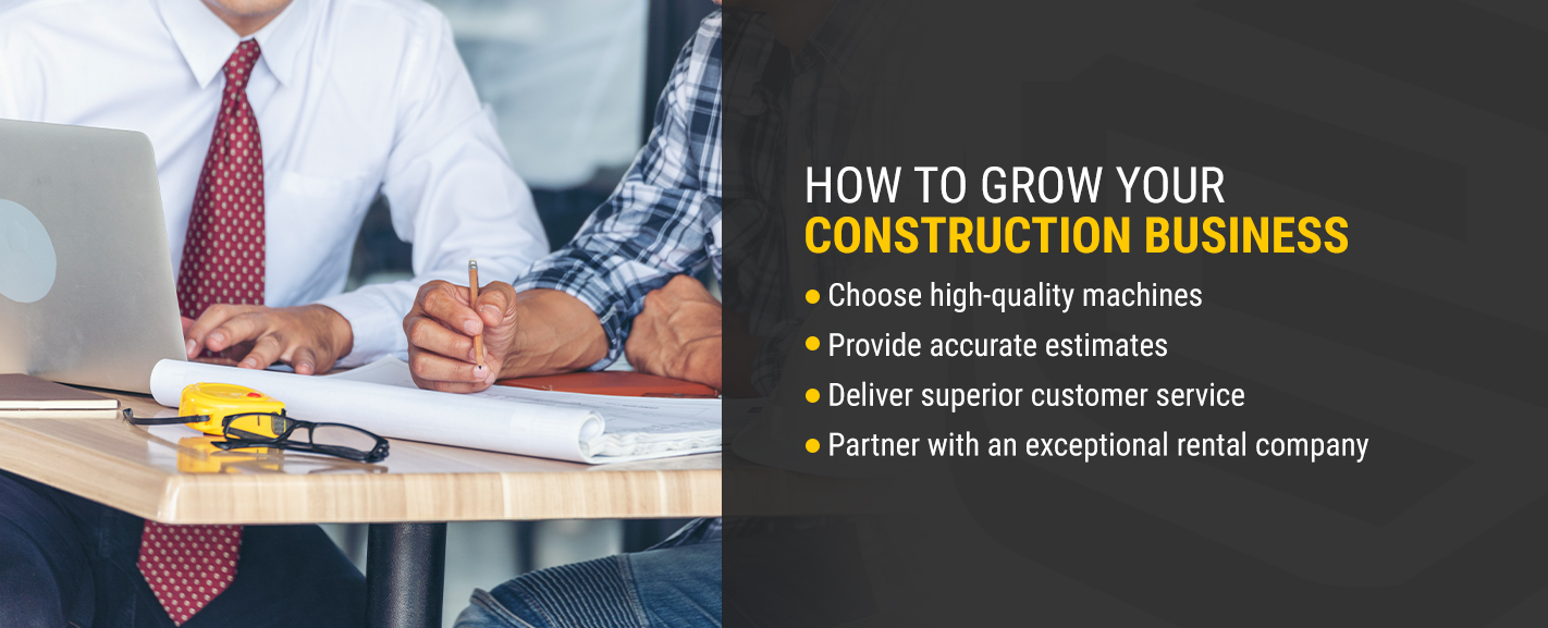 How to Grow Your Construction Business